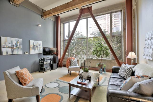 346 1st Street #106, San Francisco, CA 94105 (MLS #477303) :: Keller Williams San Francisco