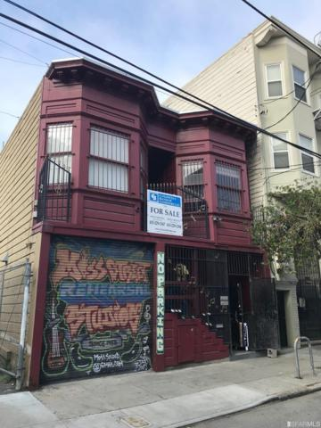 76 Moss Street, San Francisco, CA 94103 (MLS #477331) :: Keller Williams San Francisco