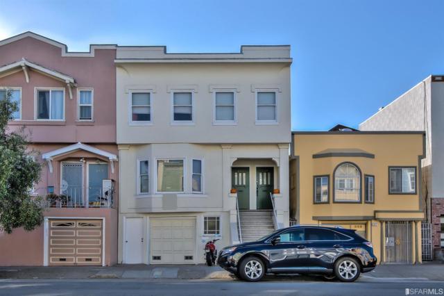 551-553 25th Avenue, San Francisco, CA 94121 (#477345) :: Perisson Real Estate, Inc.