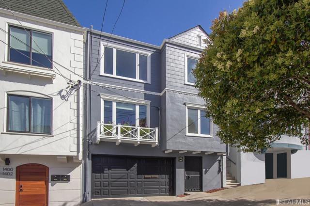 1406 Funston Avenue, San Francisco, CA 94122 (MLS #477412) :: Keller Williams San Francisco