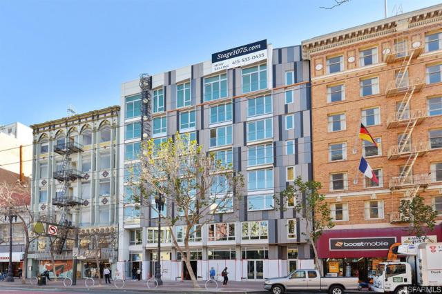 1075 Market Street #706, San Francisco, CA 94103 (MLS #477417) :: Keller Williams San Francisco