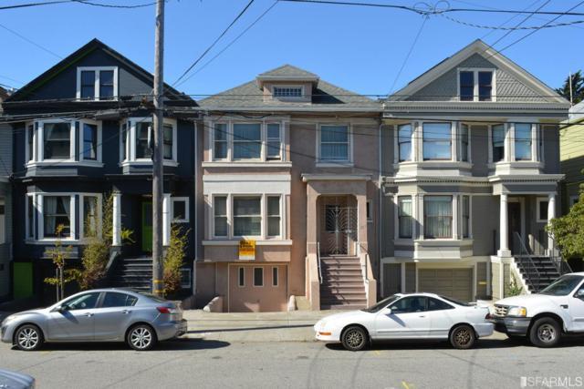1271 12th Avenue, San Francisco, CA 94122 (MLS #477449) :: Keller Williams San Francisco