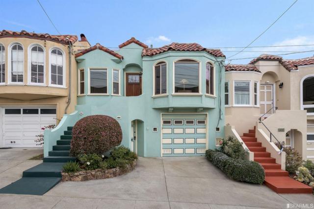 2510 33rd Avenue, San Francisco, CA 94116 (#477475) :: Perisson Real Estate, Inc.