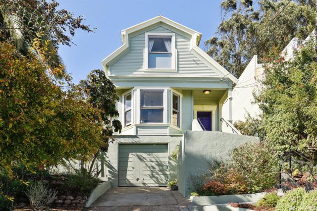 246-256 Bemis Street, San Francisco, CA 94131 (MLS #477483) :: Keller Williams San Francisco