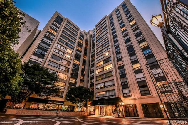 1177 California Street #1003, San Francisco, CA 94108 (MLS #477584) :: Keller Williams San Francisco