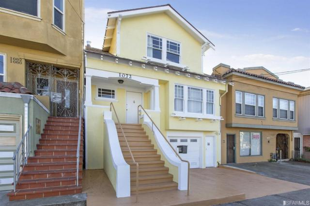1072 Geneva Avenue, San Francisco, CA 94112 (MLS #477625) :: Keller Williams San Francisco