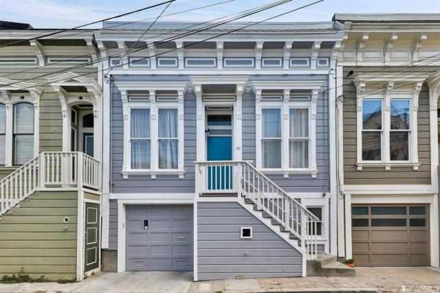 43 Lucky Street, San Francisco, CA 94110 (MLS #477626) :: Keller Williams San Francisco