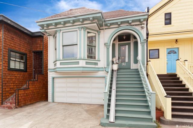 51 Chula Lane, San Francisco, CA 94114 (#477701) :: Perisson Real Estate, Inc.