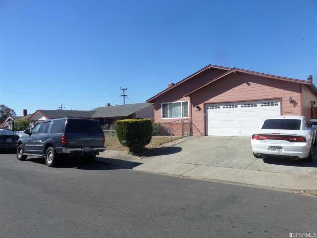 419 Pomona Avenue, Vallejo, CA 94589 (MLS #477726) :: Keller Williams San Francisco