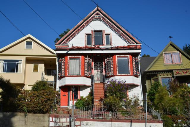 122 Sussex Street, San Francisco, CA 94131 (#477729) :: Perisson Real Estate, Inc.
