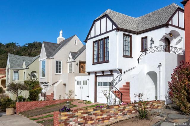 37 Miraloma Drive, San Francisco, CA 94127 (MLS #477744) :: Keller Williams San Francisco