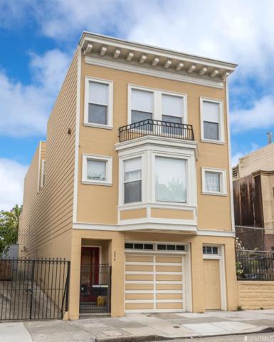 355-359 Capp Street, San Francisco, CA 94110 (#477804) :: Perisson Real Estate, Inc.