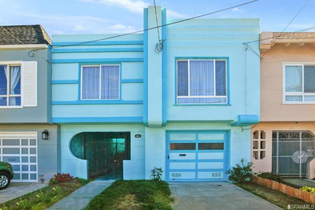 2070 23rd Avenue, San Francisco, CA 94116 (#477819) :: Perisson Real Estate, Inc.