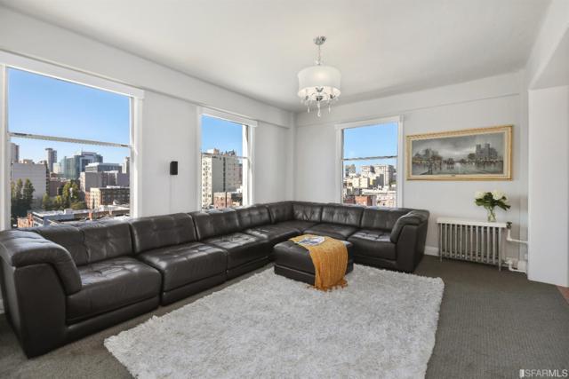 631 Ofarrell Street #1107, San Francisco, CA 94109 (#477871) :: Perisson Real Estate, Inc.