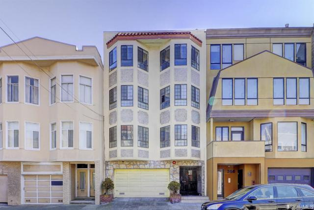 264 5th Avenue #3, San Francisco, CA 94118 (MLS #477907) :: Keller Williams San Francisco