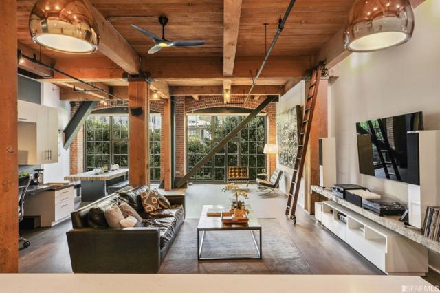 355 Bryant Street #209, San Francisco, CA 94107 (#477941) :: Perisson Real Estate, Inc.