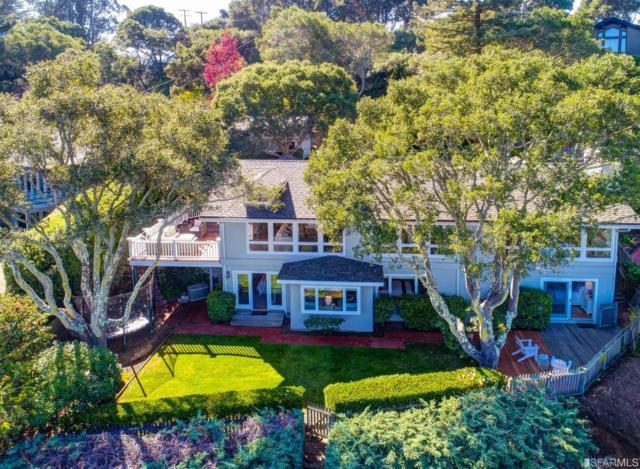 36 Golden Gate Avenue, Belvedere, CA 94920 (#478274) :: Perisson Real Estate, Inc.
