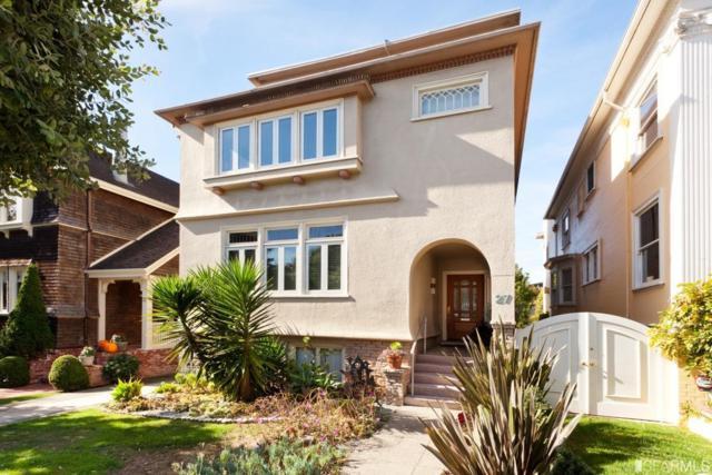 27 Commonwealth Avenue, San Francisco, CA 94118 (#478433) :: Perisson Real Estate, Inc.
