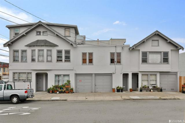 1691-1699 47th Avenue, San Francisco, CA 94122 (#478884) :: Perisson Real Estate, Inc.