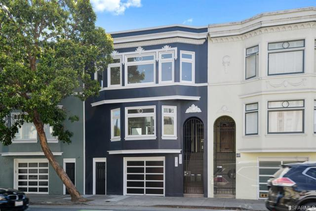 1147-1149 Fell Street, San Francisco, CA 94117 (#479079) :: Maxreal Cupertino