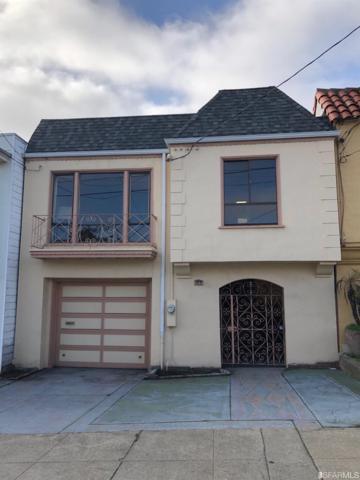 2363 28th Avenue, San Francisco, CA 94116 (#479911) :: Perisson Real Estate, Inc.