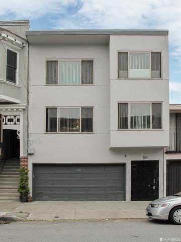 161 11th Avenue, San Francisco, CA 94118 (MLS #480285) :: Keller Williams San Francisco