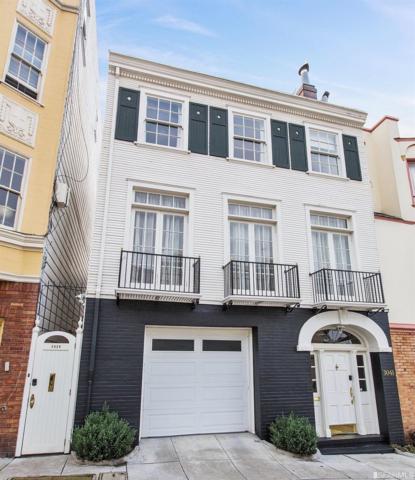 3039-3041 Baker Street, San Francisco, CA 94123 (#480332) :: Perisson Real Estate, Inc.