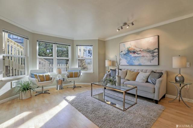 988 Fulton Street #116, San Francisco, CA 94117 (#480548) :: Perisson Real Estate, Inc.