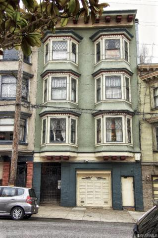 337 Webster Street, San Francisco, CA 94117 (#480645) :: Perisson Real Estate, Inc.