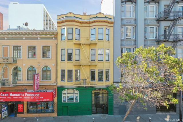 237 Leavenworth Street, San Francisco, CA 94102 (#480741) :: Perisson Real Estate, Inc.