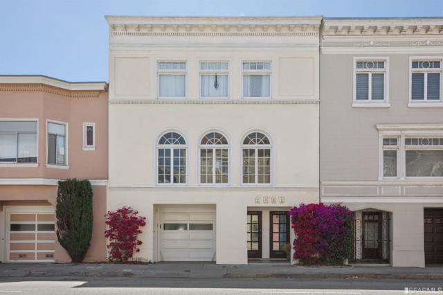 3121 Franklin Street, San Francisco, CA 94123 (MLS #481193) :: Keller Williams San Francisco