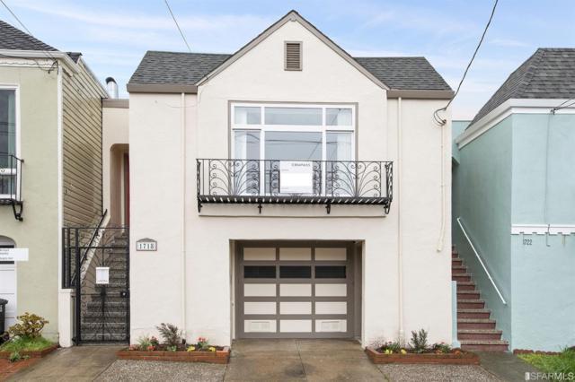 1718 38th Avenue, San Francisco, CA 94122 (MLS #481287) :: Keller Williams San Francisco