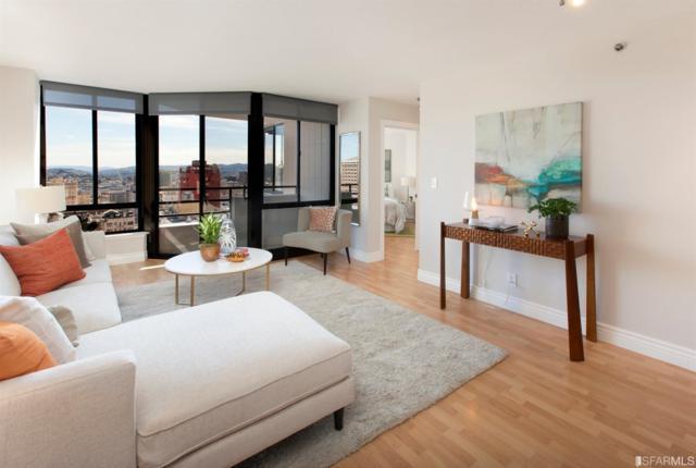 900 Bush Street #1203, San Francisco, CA 94109 (#481399) :: Perisson Real Estate, Inc.