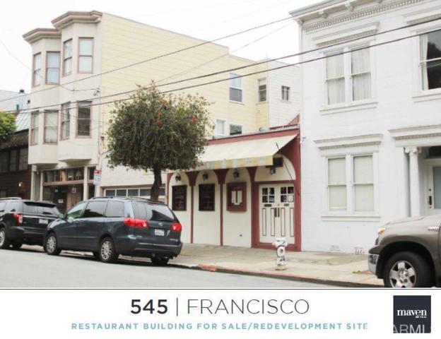 545 Francisco Street, San Francisco, CA 94133 (#481516) :: Perisson Real Estate, Inc.