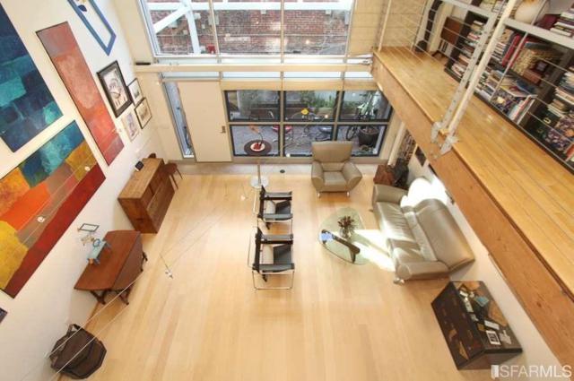 650 Delancey Street #218, San Francisco, CA 94107 (#481624) :: Perisson Real Estate, Inc.