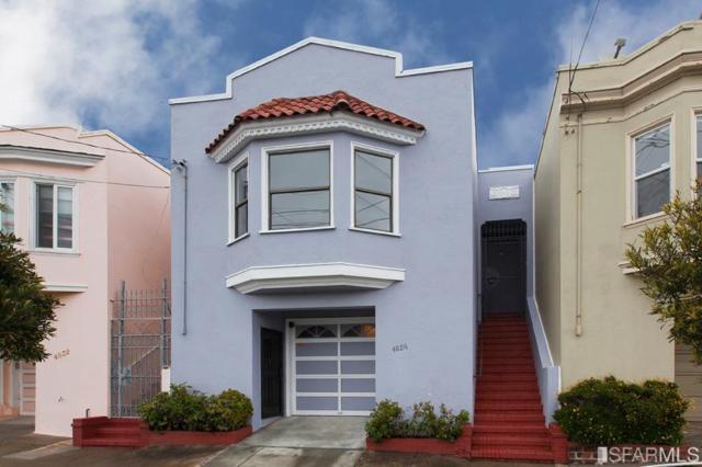 4826 Anza Street, San Francisco, CA 94121 (#481674) :: Perisson Real Estate, Inc.