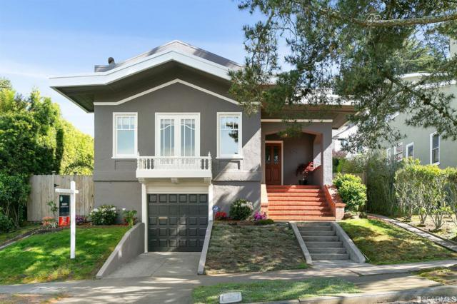 125 Vasquez Avenue, San Francisco, CA 94127 (MLS #481716) :: Keller Williams San Francisco
