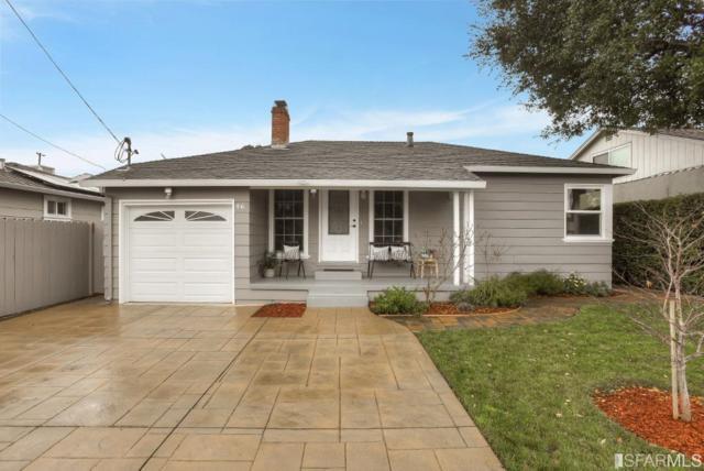 46 E Hillsdale Boulevard, San Mateo, CA 94403 (#481755) :: Perisson Real Estate, Inc.