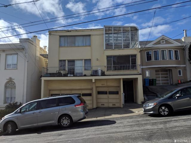 527 42nd Avenue, San Francisco, CA 94121 (MLS #481833) :: Keller Williams San Francisco
