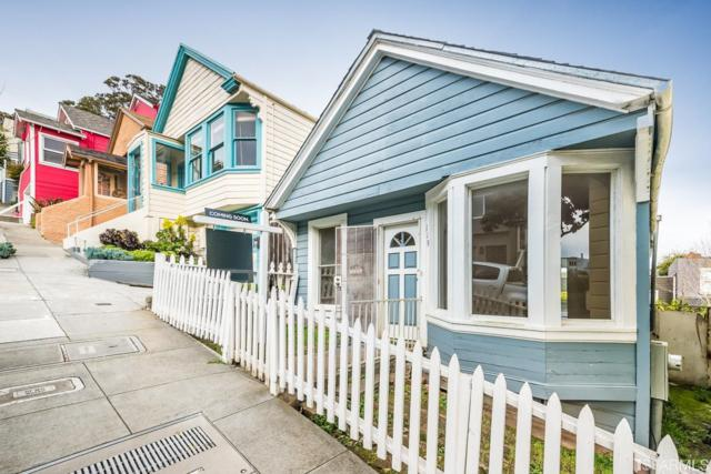 119 Banks Street, San Francisco, CA 94110 (#481871) :: Perisson Real Estate, Inc.
