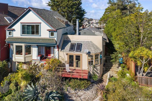 520 28th Street, San Francisco, CA 94131 (#481878) :: Perisson Real Estate, Inc.
