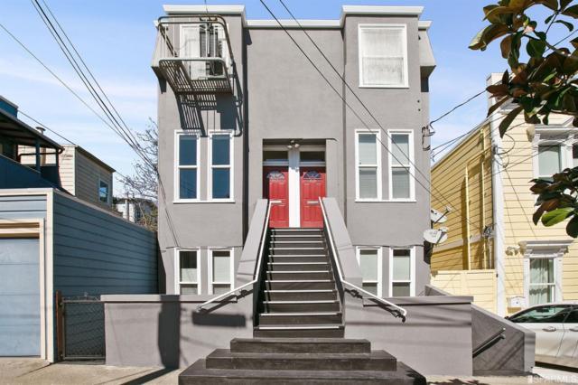 82 Alvarado Street, San Francisco, CA 94110 (#481920) :: Perisson Real Estate, Inc.