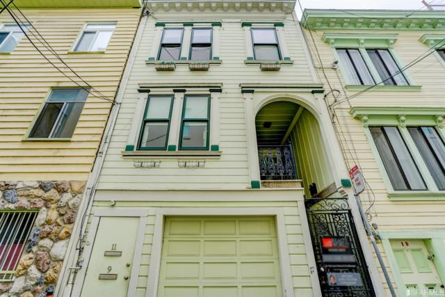 9 Kenneth Rexroth Place, San Francisco, CA 94133 (#481994) :: Perisson Real Estate, Inc.