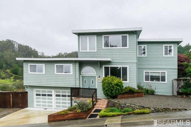 1011 Zamora Drive, Pacifica, CA 94044 (#482005) :: Perisson Real Estate, Inc.