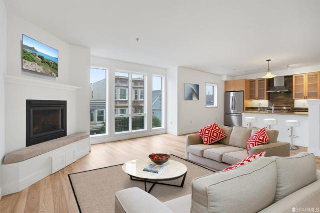 8 Landers Street #204, San Francisco, CA 94114 (#482017) :: Perisson Real Estate, Inc.