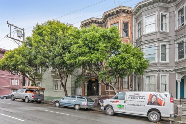 811-815 Oak Street, San Francisco, CA 94117 (#482022) :: Perisson Real Estate, Inc.