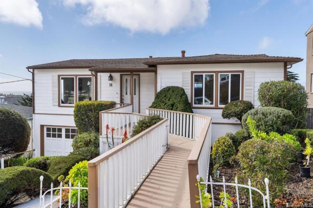 14 Cragmont Court, Pacifica, CA 94044 (#482035) :: Perisson Real Estate, Inc.