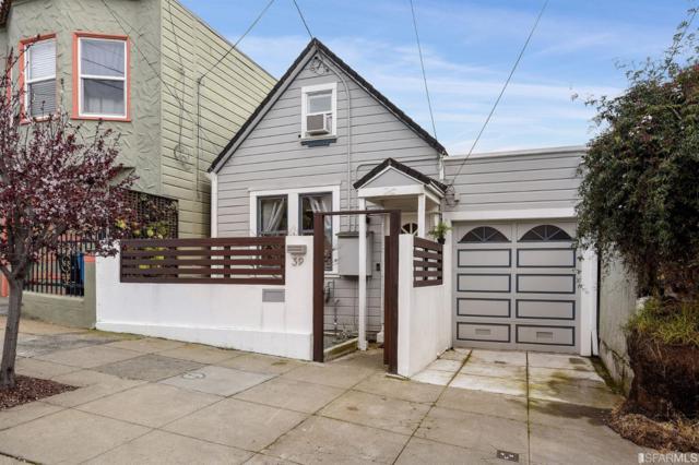 39 Ceres Street, San Francisco, CA 94124 (#482049) :: Perisson Real Estate, Inc.