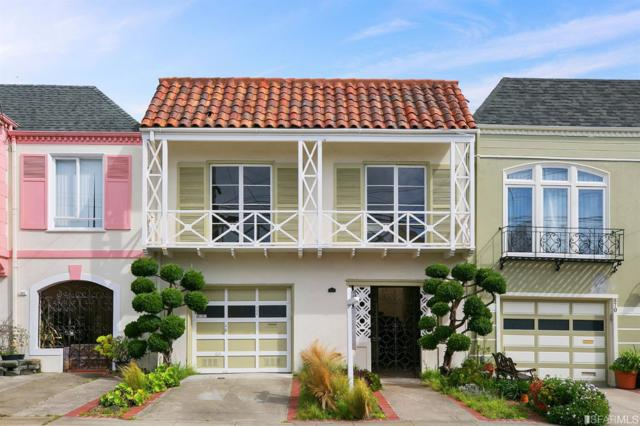 866 29th Avenue, San Francisco, CA 94121 (#482092) :: Perisson Real Estate, Inc.
