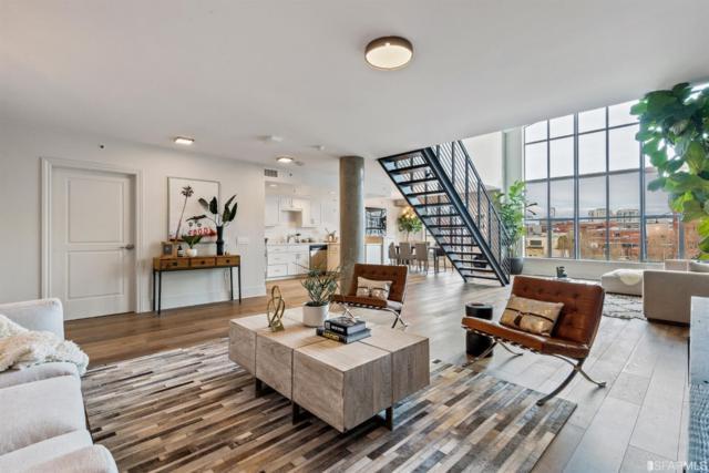 1 Bluxome Street #407, San Francisco, CA 94107 (#482093) :: Perisson Real Estate, Inc.